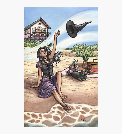 Everyday Witch Tarot - The World Photographic Print