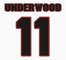 NFL Player Tiquan Underwood eleven 11 by imsport
