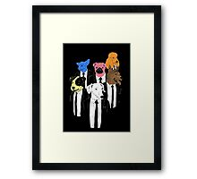 Real Reservoir Dogs Framed Print