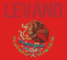 Levano Surname Mexican Kids Clothes