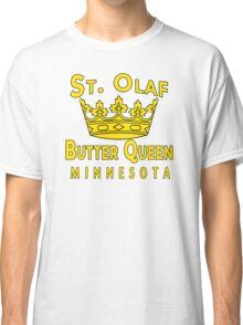 Saint Olaf Butter Queen Minnesota Classic T-Shirt