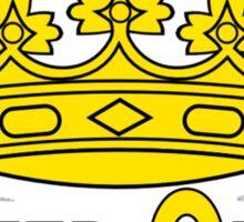 Saint Olaf Butter Queen Minnesota Sticker