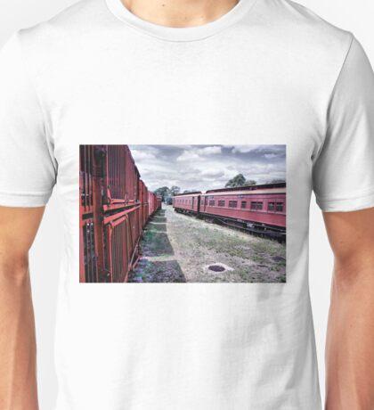 Red Rattler Unisex T-Shirt