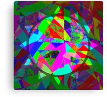 Sun mathematics  Canvas Print