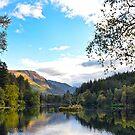 Glencoe Lochan, Glencoe, Scotland by Jim Wilson