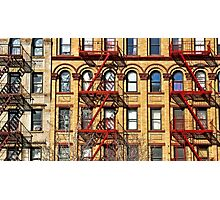 The colors of Harlem Photographic Print