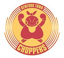 Dewford Town Choppers by Tal96
