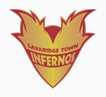 Lavaridge Town Infernos Kids Clothes