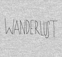 Wanderlust Kids Clothes