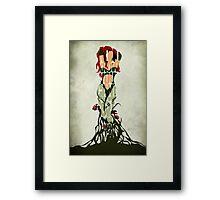 Poison Ivy Framed Print