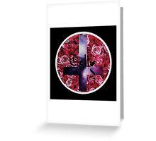 Cosmical  Greeting Card