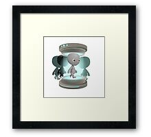 Glitch Quest items quest req icon teleport with followers Framed Print