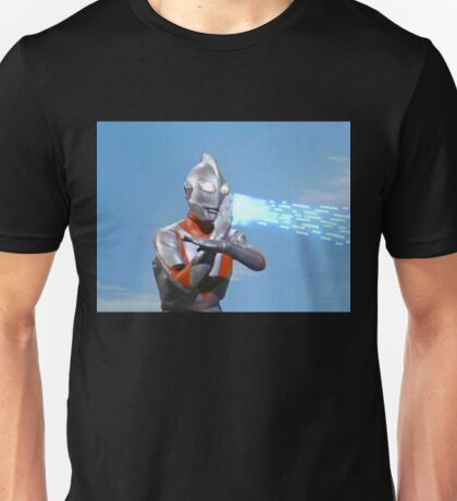 Ultraman ! Here he comes from the sky.... Unisex T-Shirt