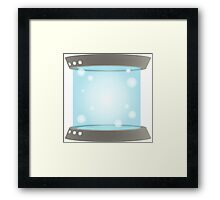 Glitch Quest items quest req icon teleport Framed Print