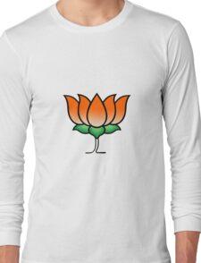 Lotus from BJP and Narendra Modi T-Shirt