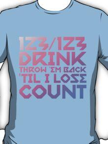 Party girls don't get hurt T-Shirt