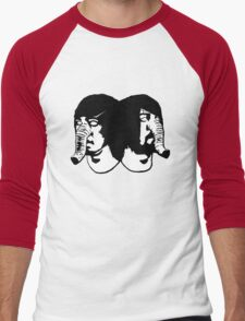 Death from Above 1979 Heads Men's Baseball ¾ T-Shirt