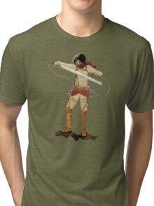 Mikasa Angered Tri-blend T-Shirt