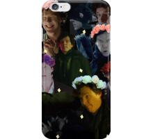 Sherlock in season three iPhone Case/Skin