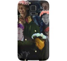 Sherlock in season three Samsung Galaxy Case/Skin