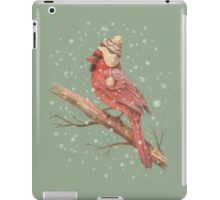 The First Snow  iPad Case/Skin