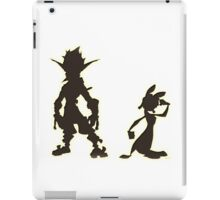 Jak and Daxter: The Precursor Legacy Silhouette iPad Case/Skin