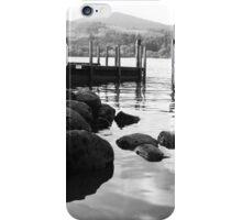 Stones on Derwent Water iPhone Case/Skin