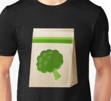 Glitch Seeds seed broccoli Unisex T-Shirt