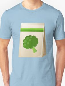 Glitch Seeds seed broccoli T-Shirt