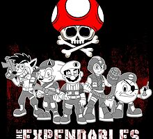 The Expendables by badboy7
