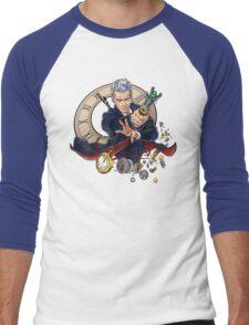 The Twelfth Doctor Men's Baseball ¾ T-Shirt