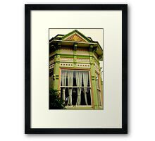A Hint Of Christmas... Framed Print