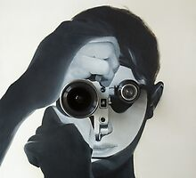 Camera Eyes, 2013 by spacelab-yellow