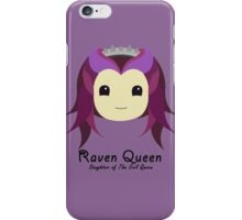 Raven Queen iPhone Case/Skin