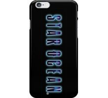 Star Ocean  iPhone Case/Skin
