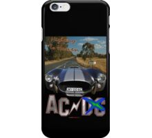 Highway To Heaven by AC T-shirt Design iPhone Case/Skin
