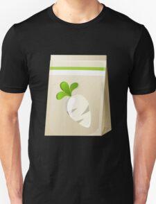 Glitch Seeds seed parsnip Unisex T-Shirt