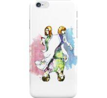 The Miyano Four iPhone Case/Skin