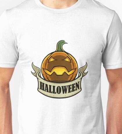 Halloween - Jack O Lantern Unisex T-Shirt