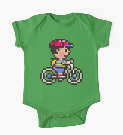 Earthbound One Piece - Short Sleeve