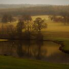 Derwent Reflections, Chatsworth by wiggyofipswich