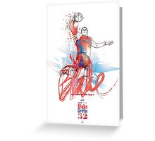 Blake Griffin - NBA- LA CLIPPERS Greeting Card