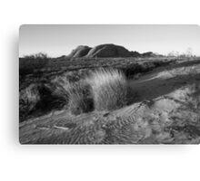 Kata-tjuta Dune Canvas Print