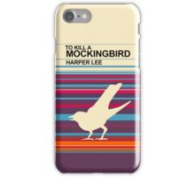 It's A Sin (To Kill A Mockingbird) iPhone Case/Skin