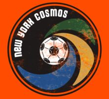 New York Cosmos by RetroPops