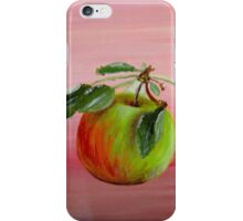 Eat Apples, Live Forever iPhone Case/Skin