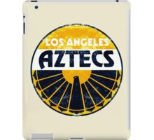 LA Aztecs iPad Case/Skin