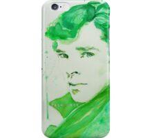 Emerald - Sherlock iPhone Case/Skin