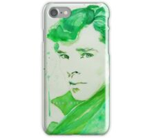 Emerald - Sherlock iPhone Case/Skin