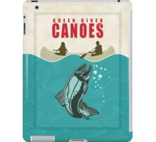 Ipad: Canoe Jaws iPad Case/Skin